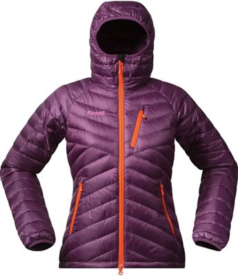 Bergans Women's Slingsbytind Down Lady Jacket with Hood