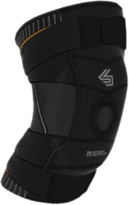 Shock Doctor Ultra Compression Knit Knee Support w/Full Patella Gel Support