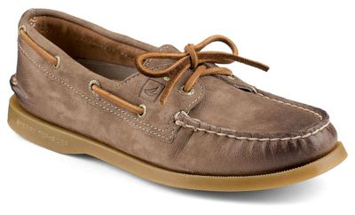 Sperry Women's A/O 2 Eye Weathered and Worn Shoe