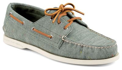 Sperry Men's A/O 3 Eye Fleck Canvas Shoe