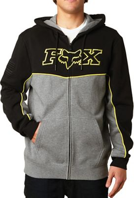 Fox Men's Record Zip Fleece Hoody