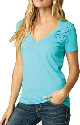 Fox Women's Riser V Neck Tee