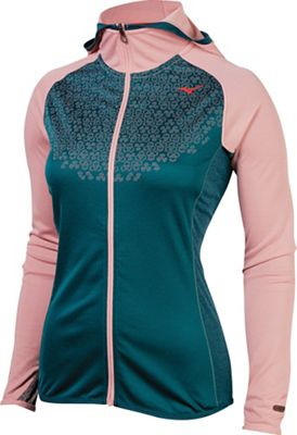Mizuno Women's BT Double Knit Full Zip Hoody