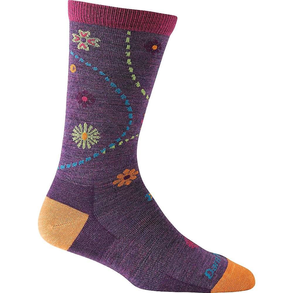Darn tough women39s garden light crew sock moosejaw for Garden socks