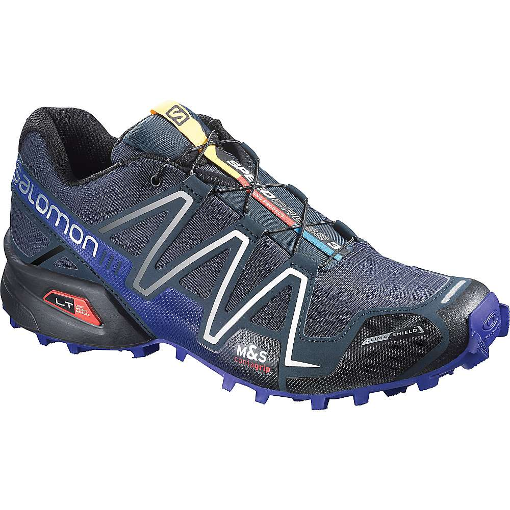 salomon men 39 s speedcross 3 cs shoe at. Black Bedroom Furniture Sets. Home Design Ideas