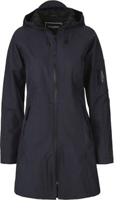 Ilse Jacobsen Women's 37 Raincoat