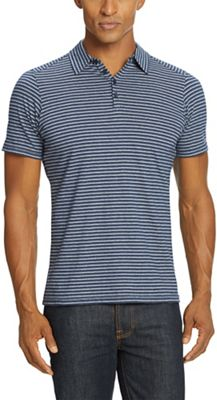 Nau Men's Genus SS Polo - Stripe