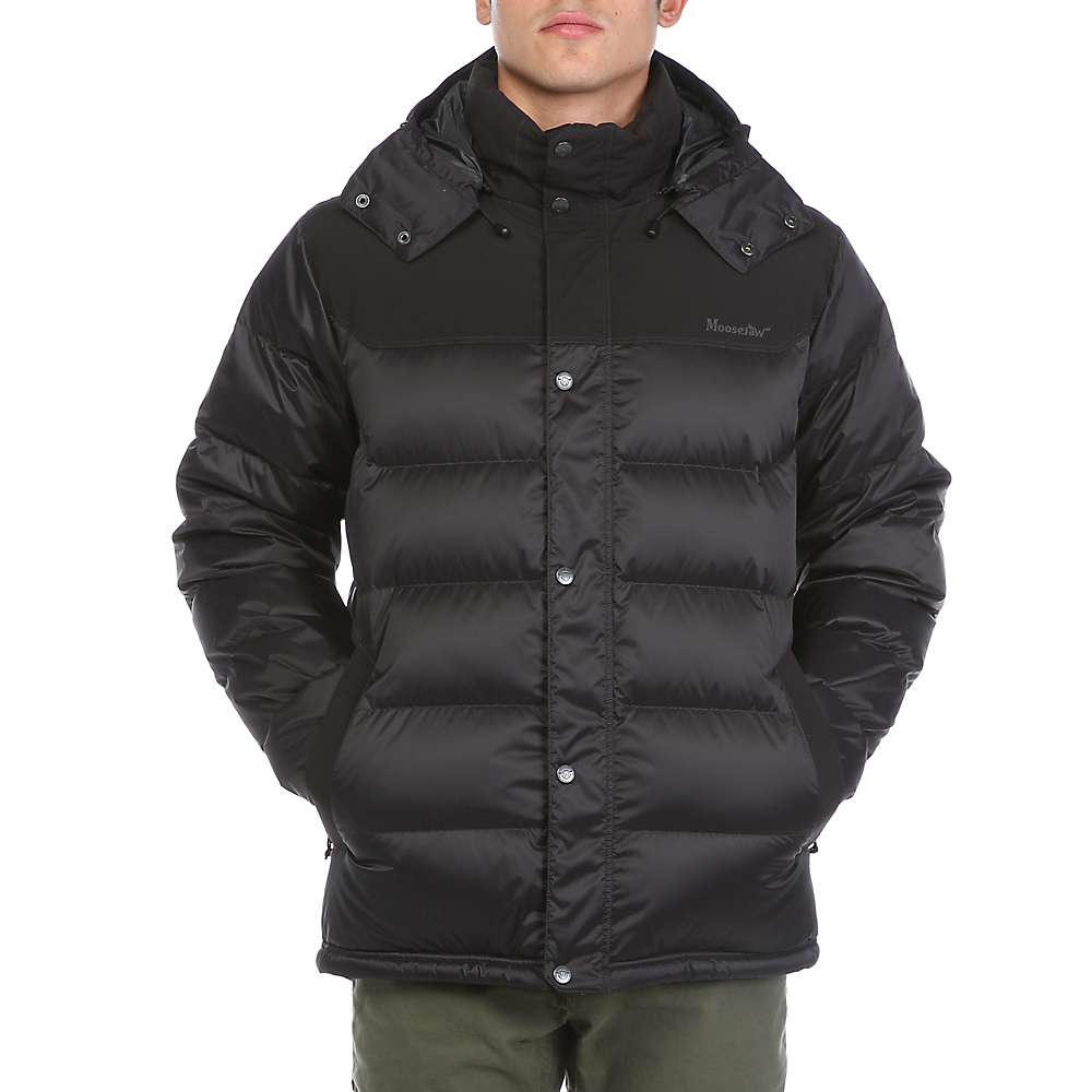 Moosejaw Mens Baseline Down Jacket