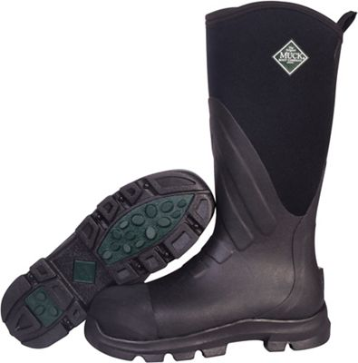 Muck Grit Safety Toe Boot