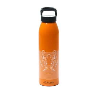 Moosejaw Liberty Bottleworks Yellow Submarine Aluminum Water Bottle