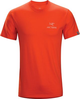 Arcteryx Men's Bird Emblem SS T Shirt