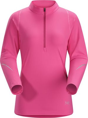 Arcteryx Women's Ensa Zip LS Top