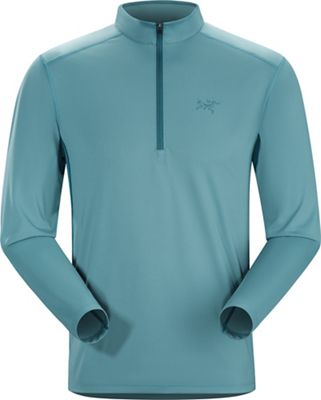 Arcteryx Men's LS Ether Zip Neck