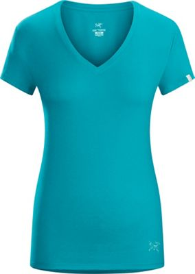 Arcteryx Women's Maple SS V Neck Top