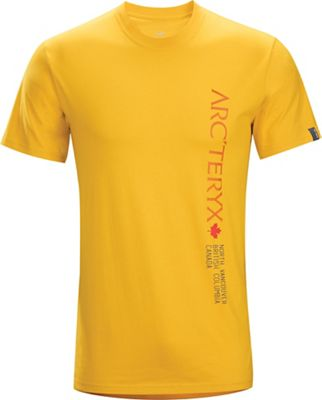 Arcteryx Men's Vertical Word SS Crew