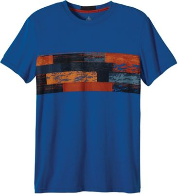 Prana Men's Printed Ridge Tech Tee