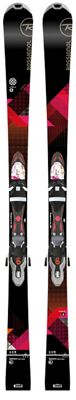 Rossignol Unique 6 Skis w/ Xelium Saphir 110 Bindings - Women's