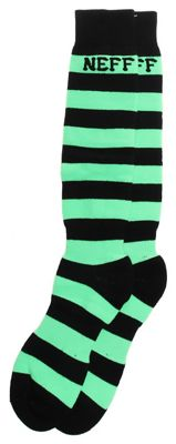 Neff Big Little Stripe Socks - Men's