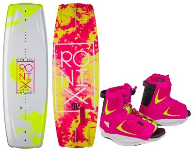 Ronix Krush Wakeboard w/ Luxe Bindings - Women's