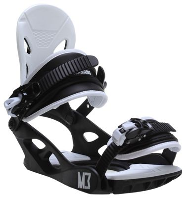 M3 Helix 3 Snowboard Bindings - Men's