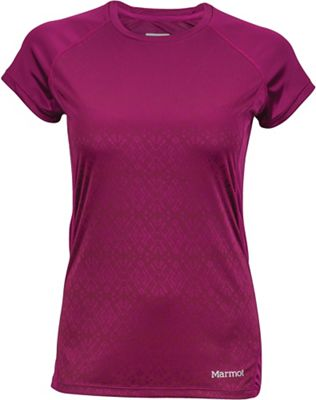 Marmot Women's Crystal SS Top