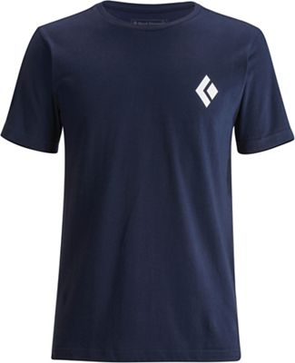 Black Diamond Men's Equipment For Alpinist SS Tee