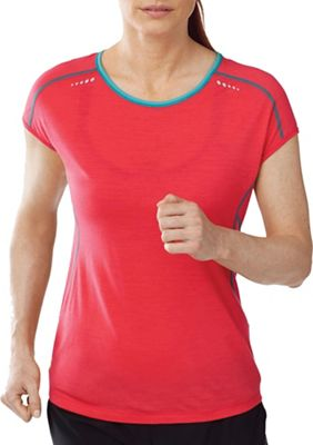 Smartwool Women's PhD Ultra Light Cutout SS Tank