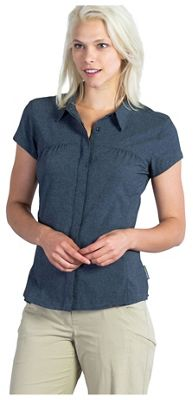 ExOfficio Women's Air Space SS Shirt
