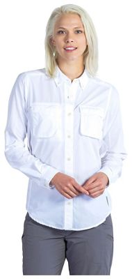 ExOfficio Women's Air Strip LS Shirt