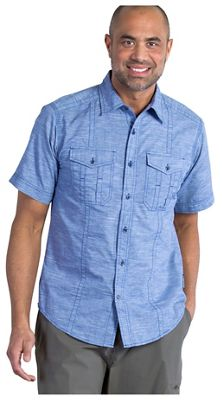 ExOfficio Men's Chamblin SS Shirt