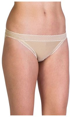 ExOfficio Women's Give-N-Go Lacy Low Rise Bikini Brief