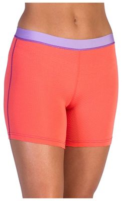 ExOfficio Women's Give-N-Go Sport Mesh 4 Inch Boy Short