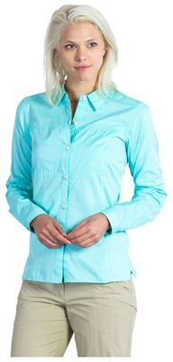 ExOfficio Women's Lightscape Digi-Stripe Shirt