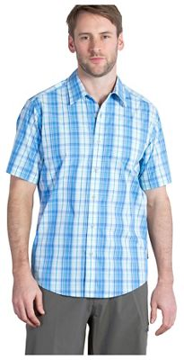 ExOfficio Men's Mundi Check SS Shirt