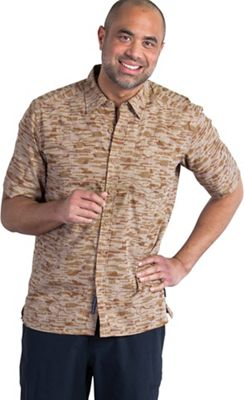 ExOfficio Men's Next-To-Nothing Hachiko SS Shirt
