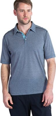 ExOfficio Men's Sol Cool Jacquard SS Polo