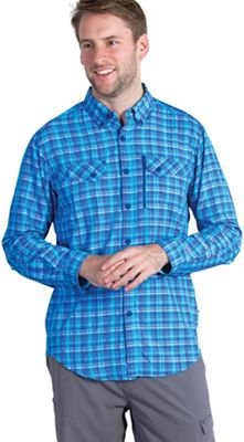 ExOfficio Men's Sol Cool Cryogen LS Shirt