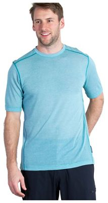ExOfficio Men's Sol Cool Jacquard SS Tee