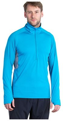 ExOfficio Men's Sol Cool LS Half Zip Shirt