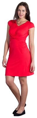 ExOfficio Women's Wanderlux Twist Dress