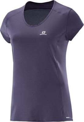 Salomon Women's Comet Plus SS Tee