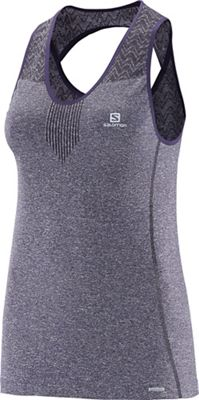 Salomon Women's Elevate SS Seamless Tank