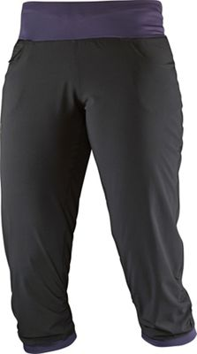 Salomon Women's Elevate Capri Pant