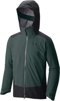 Mountain Hardwear Men's Dragon Hooded Jacket