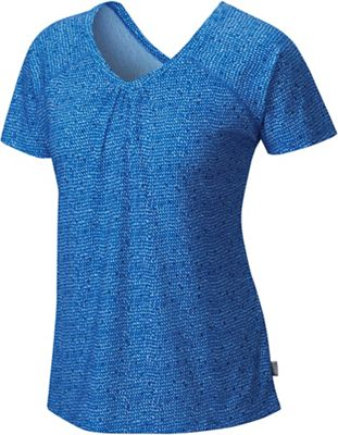 Mountain Hardwear Women's Dryspun Printed SS T