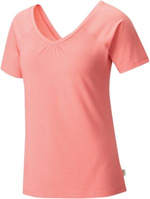 Mountain Hardwear Women's Dryspun Short Sleeve T
