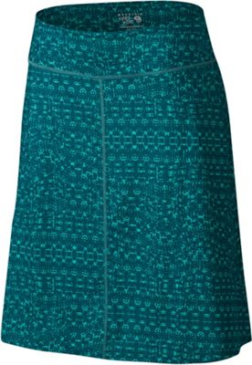 Mountain Hardwear Women's DrySpun Perfect Printed Skirt