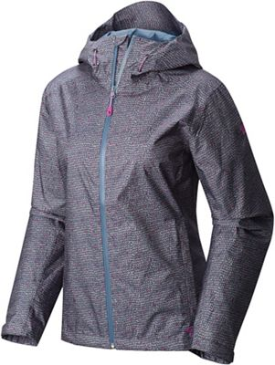 Mountain Hardwear Women's Finder Printed Jacket