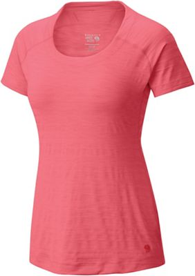 Mountain Hardwear Women's Mighty Stripe SS T