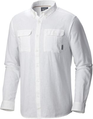 Mountain Hardwear Men's Nowlin LS Shirt